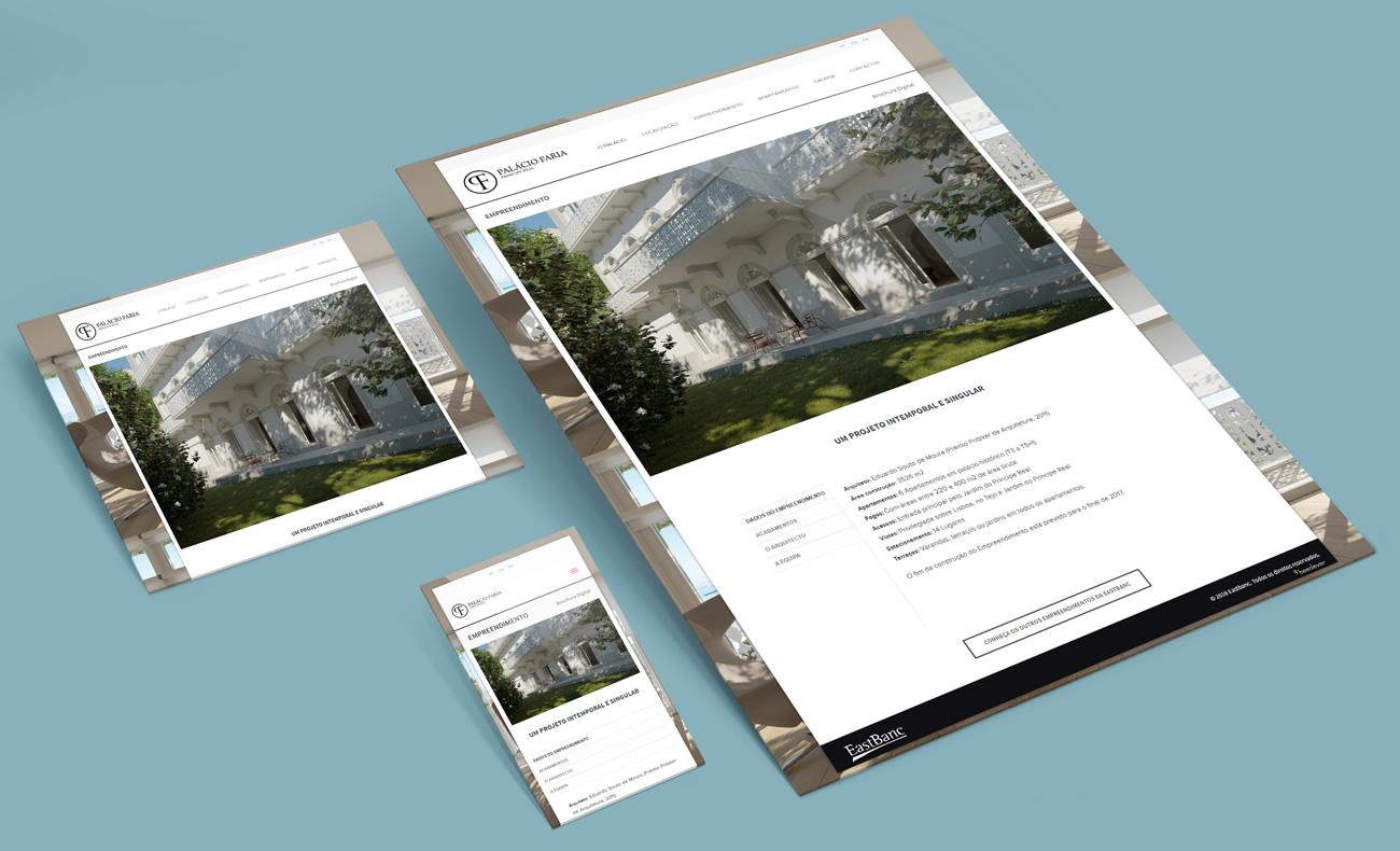 faria palace website