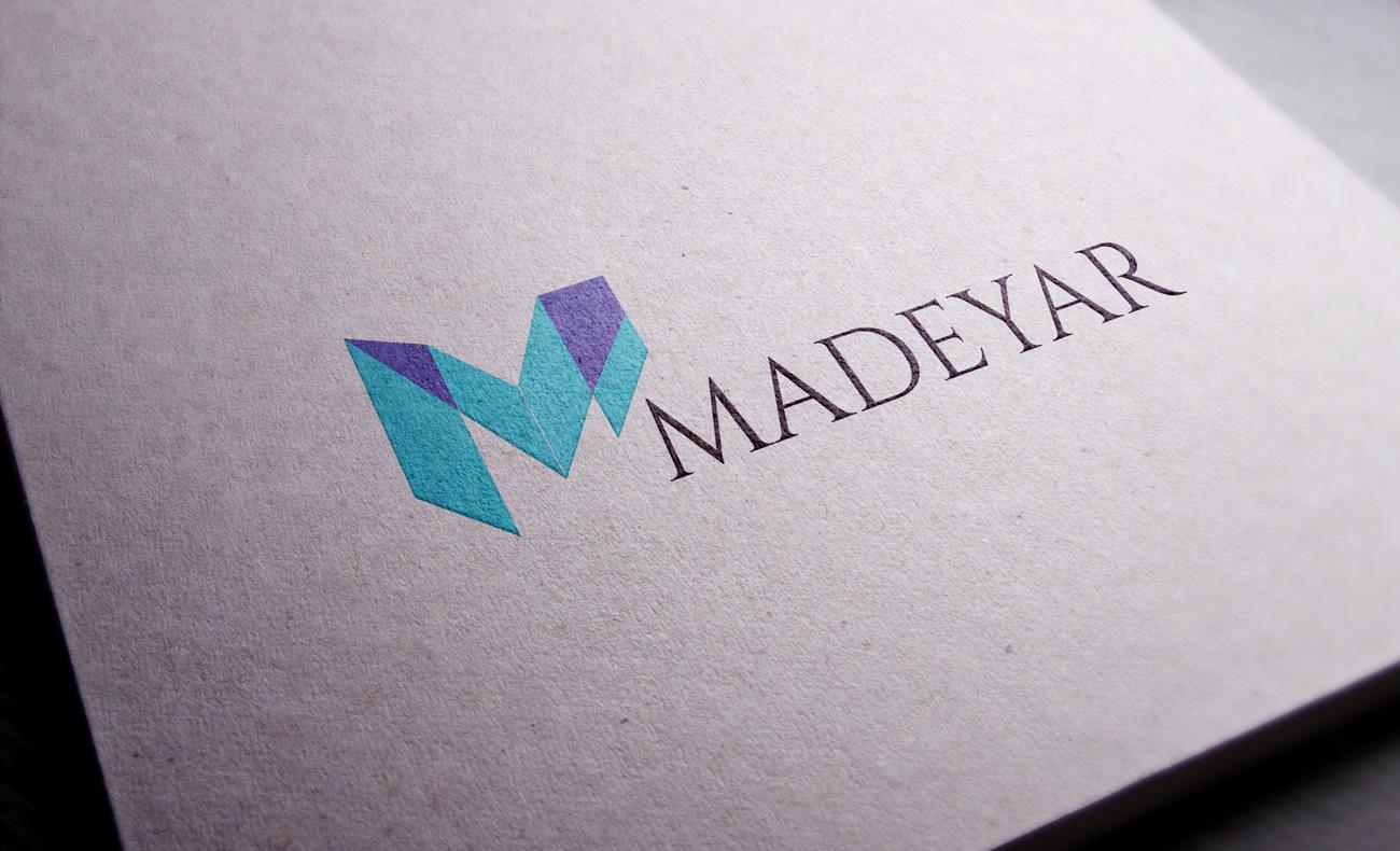 Madeyar Logo