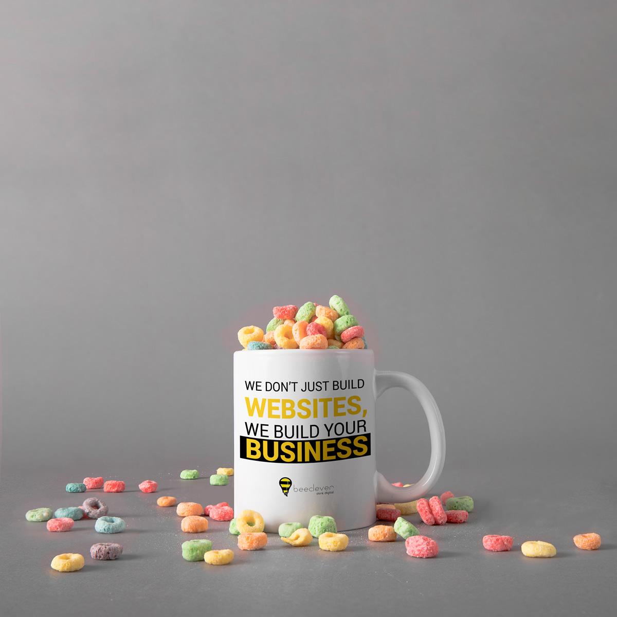 beeclever mug